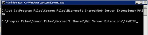 Adding and Deploying SharePoint 2010 .WSP Solutions (3/6)