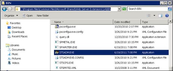 Adding and Deploying SharePoint 2010 .WSP Solutions (4/6)