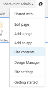 Open Pages and Forms in Modal Dialog For SharePoint 2013 (2/6)