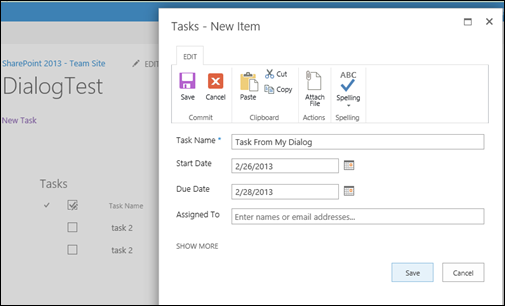 how to create a form in sharepoint 2010