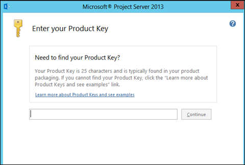 Step by Step: Install, configure, and Deploy Project Server 2013 - Part 2: Install and Configure Project Server 2013 (4/6)