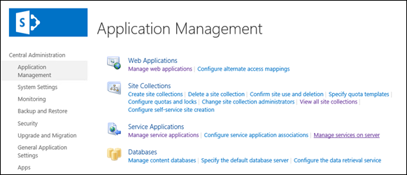 Step by Step: Install, configure, and Deploy Project Server 2013 – Part 3: Configure Project Server 2013 Application Service (1/6)