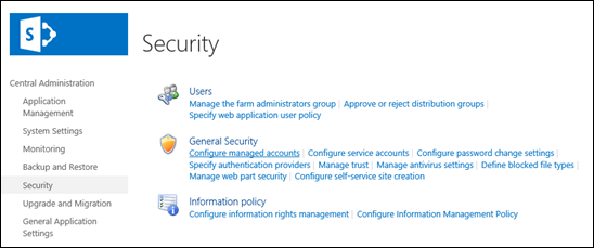 Step by Step: Install, configure, and Deploy Project Server 2013 – Part 3: Configure Project Server 2013 Application Service (5/6)