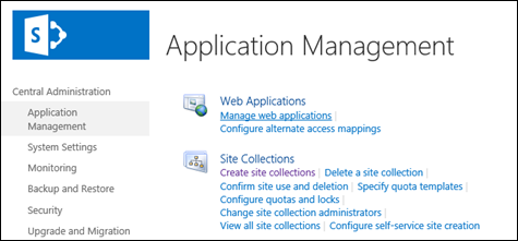Step by Step: Install, configure, and Deploy Project Server 2013 - Part 4: Deploy Project Web App with a new site collection – Project Server 2013 (1/6)