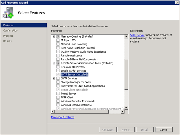 Configure Outgoing E-Mail Settings for SharePoint 2010 / 2013 to using Office 365 or GMail Relay (3/6)